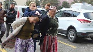 Uyuşturucu Taciri Kadının Pişkinliği Pes Dedirtti