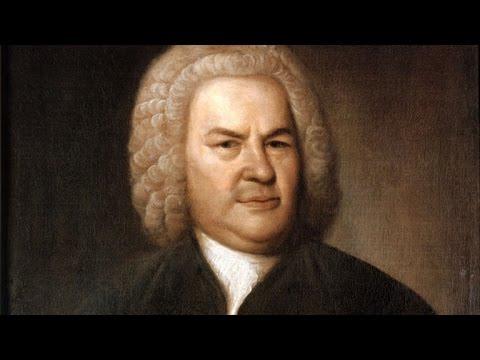 Wielcy kompzytorzy Johann Sebastian Bach PL