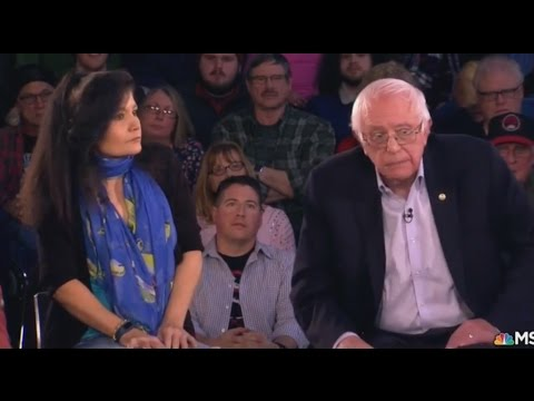 Bernie DESTROYS Trump Voters at Town Hall They Don t Even Realize It