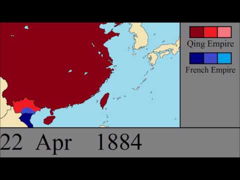 The Sino - French War: Every Week