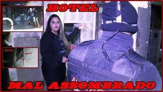 HOTEL MAL ASSOMBRADO 💀 ASSUSTADOR