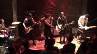 The Mongrelettes-(new song 2) 28-11-2015@Mavri Trypa Thessaloniki
