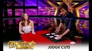 Shin Lim: The Worlds BEST Close-up Magician SHOCKS Again! | America's Got Talent 2018