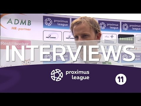 Interviews / Cercle - OHL 25/09/2016 (Cercle)