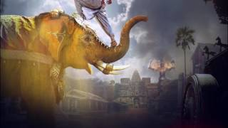Bahubali - The conclusion official motion poster 2K17