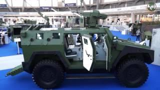 Partner 2017 International Fair of Armaments Defense Equipment Exhibition Belgrade Serbia Day 1