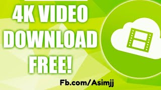 How To Download 4K or HD Videos From YouTube - 2016 in Urdu / Hindi