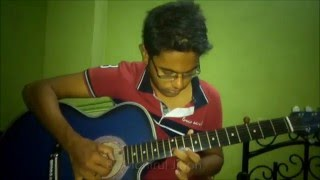 Valobasha Dao Tune By Acoustic Guitar