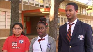 In the black community, a division over charter schools