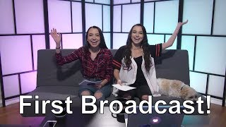 First Broadcast at 3pm PST - Merrell Twins Live