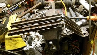 The Red Baron - VW TRIKE - Part #31 - Trike Pedal Levers & Welding them UP !