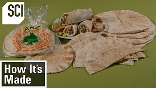 How To Make Pita Bread | How It