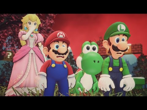 Xxx Mp4 SFM Mario 39 S NightMare 3gp Sex