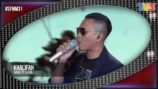 Muzik Muzik 31  | Khalifah - Hang Pi Mana | Semi Final