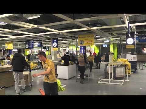 HARLEM SHAKE - IKEA LILLE - HD1080p