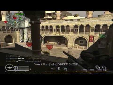 M41N3Rx SNAPSHOT COD4 MONTAGE aG Frag Movies