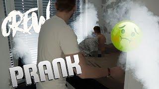 PRANK`s im Crew Haus gehen SCHIEF 😂 Unveröffentlichtes Videomaterial von der Crew 😳😱