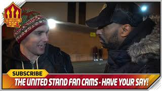 MOURINHO Worse Than VAN GAAL! Liverpool vs Manchester United 3-1 Fancam