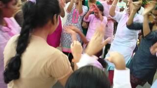 nagin dance by girls at bararth