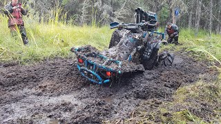 Skegtober wide open with ostacruiser and extreme atv offroad