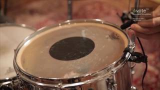 DPA Microphones – How To Mic A Drum Kit   Full Compass