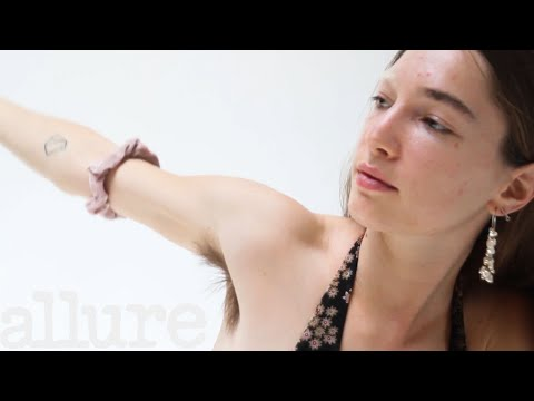 Xxx Mp4 Dispelling Beauty Myths Body Hair Allure 3gp Sex