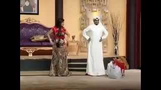 مسرحية  بخيت وبخيته طارق العلي الجزئين كاملة وبجوده عاليه