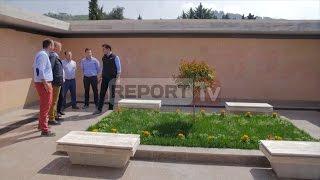Report TV - Sharrë, ndërtohen varrezat e para murale, 438 vende të reja