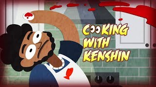 COOKING WITH KENSHIN - ANIMATED