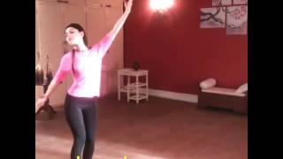 رقص دورغا في مسلسل لهيب الحقد 😘