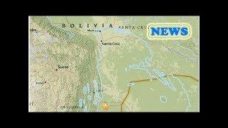 News Earthquake of magnitude 5.5 strikes south of Wallis and Futuna: USGS