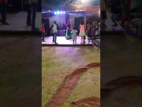 Village girl dance