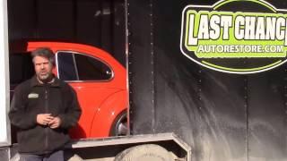 1968 Custom VW Bug Beetle Introduction Part 1,  lastchanceautorestore com