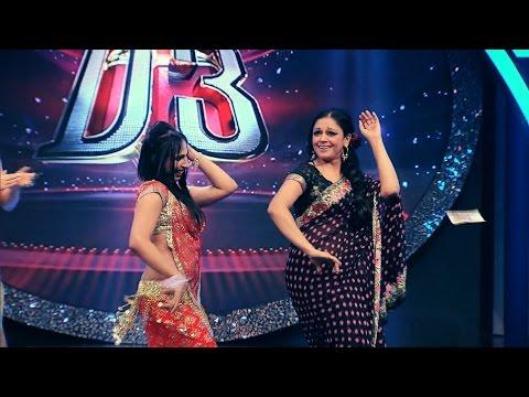 D3 | Queen of Dance is here....Shobana on D3 | Mazhavil Manorama