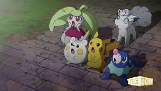 Pokémon : Soleil et Lune – Ultra-Aventures - La révélation d