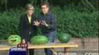 Exploding Watermelon - 4th of July Science