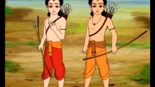 Luv Khush the Son of God Ram (Ramayana)