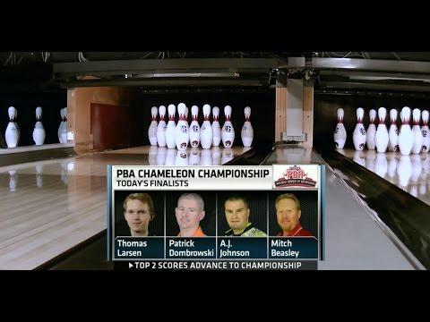 2016 PBA Chameleon Championship Finals