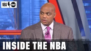 The Guys Teach Chuck How Many Years Are in a Decade | NBA on TNT