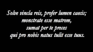 Rheinberger - Ave Maris Stella -