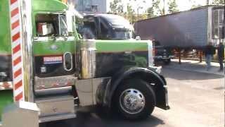 Truck Grand Prix Nürburgring 2011 / US Truck auf dem Weg zum Konvoi