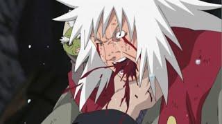Naruto Shippuden - AMV [La Muerte De Jiraiya]