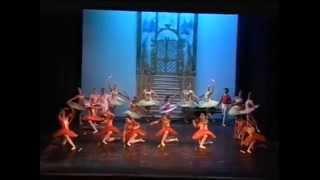 Roberta Di Laura in Lo Schiaccianoci - Danza degli zufoli