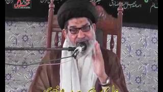 Hayyat baad az Mout Allama Taqi Shah of Multan majlis jalsa 2016 madrisa Jalalpor Sargodha
