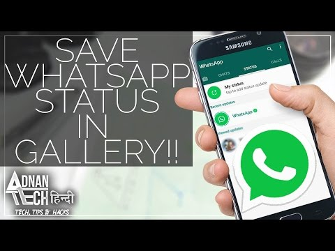 Xxx Mp4 HOW TO SAVE WHATSAPP STATUS STORIES IN GALLERY 3gp Sex