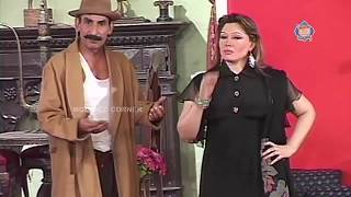 Best Of Iftikhar Thakur and Amanat Chan New Pakistani Stage Drama Full Comedy Funny Clip
