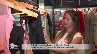 Bailarinos de todo o Brasil movimentam o Festival de Dança de Joinville