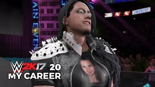 WHAT THE F**K IS GOING ON?! - WWE 2K17 My Career