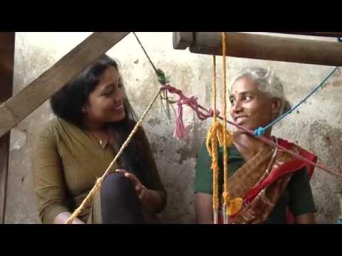 This 50 Year old Women Weaver will make you think - Feminine India