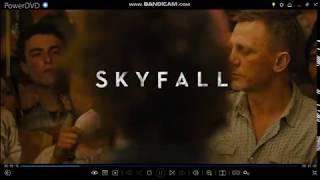 Sequenza D'Apertura Skyfall 2013 DVD